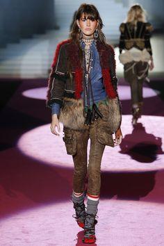 Dsquared Fall/Winter 2015-2016 Fashion Show