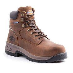 c017b59d2ba6 Dickies Stryker Mens Slip Resistant Steel Toe Work Boots - JCPenney