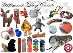 Ultimate Dog Gift Guide 2012 || NotCot