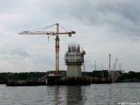 QUEENSFERRY CROSSING PART 2 FORTH CROSSING UNDER CONSTRUCTION
