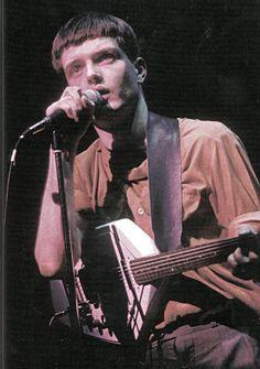 Ian Curtis (Joy Division)...