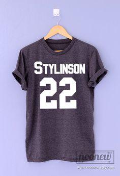 Larry Stylinson Shirt T Shirt T-Shirt TShirt Tee Shirt by Noonew