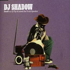 DJ Shadow #music #electronica #triphop Dj Shadow, Trip Hop, Trance, Music Artists, Baseball Cards, Movie Posters, Trance Music, Musicians, Film Poster