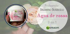 Bálsamo botánico agua de rosas de Garnier #crema #hidratante #garnier #pielsensible #productos #opiniones #review