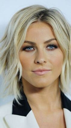Julianne Hough, this woman has the most incredible eyes known to man.....the rest of her is pretty hot as well