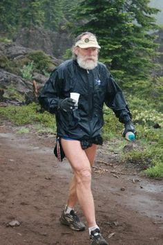 Gordy Ainsleigh (2012) - founder of Western States 100#Repin By:Pinterest++ for iPad#