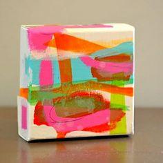 Mini Abstract VII | Marquin Designs