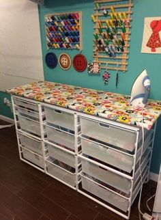 53 ideas sewing room organizing quilting for 2019 #sewing