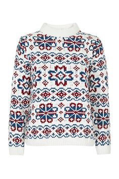 What Your New Favorite Sweater Says About Your Winter Style #refinery29  http://www.refinery29.com/sweaters-for-women#slide6  Fair Isle Sweater You love the holidays, and have no qualms about looking festive 24/7.