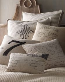 You Could Make That: HORCHOW INSPIRATION AND KNOCK-OFF PILLOWS