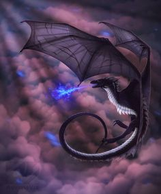 Dragon design: Red-crested turaco by AverrisVis on DeviantArt Fantasy Dragon, Fantasy Art, Mythical Dragons, Cool Dragons, Beautiful Dragon, Dragon Artwork, Dragon Pictures, Dragon Design, Black Dragon