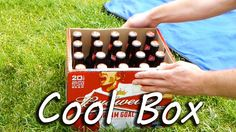 Why spend money on a cooler when the grocery store gives you everything you need to make one in a few seconds? This brilliant trick is perfect for picnics and barbecues. Watch and learn how to make a beer cooler out of just a few common supplies.