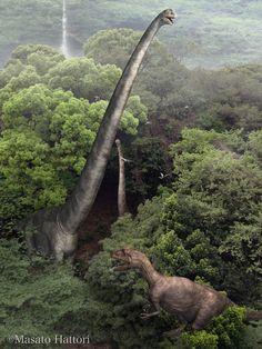 Mamenchisaurus...