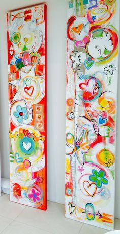 sundaymorning 2014 .  by www.kerstin-Leicher.com Exhibitions, Contemporary Art, Free, Interior Design, Wall Design, Nest Design, Home Interior Design, Interior Designing, Home Decor