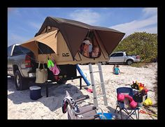 Cascadia Vehicle Tents is the leader in roof top tents and camping accessories. Choose from a variety of options for car, SUV or truck camping. Truck Camping, Camping Stuff, Jeep Jeep, Roof Top Tent, Jeep Stuff, Camping Accessories, The Great Outdoors, Cars And Motorcycles, Adventure Time