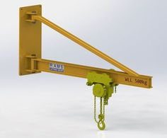 Jib Cranes are Fantastic Workstation Cranes Workstation cranes are made use of through a considerable number of areas, from automobile