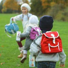 Mochilas de diseño noruego - de Blafre #mochilas #blafre #niños #vueltaalcole #kids #shopnordico