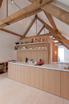 Boathouse by Alex Cochrane Architects, UK