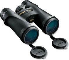 Even if your seats at the game aren't the best, zero in on the action with these Nikon Monarch 3 10 x 42 Waterproof Binoculars.