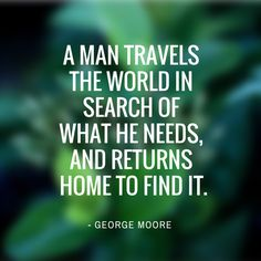georg a moore quote - Google Search