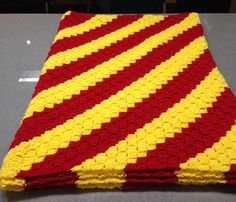 Sanataes gabes corner to corner rectangular throw ravelry color patterns afghan patterns crochet patterns crochet ideas c2c crochet crochet crowd knitted afghans crochet blankets iowa state dt1010fo