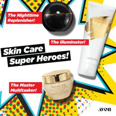 Anew Ultimate Supreme Advanced Performance Crème is Avon's most luxurious night crème. Infused with Rare Tahitian black pearl extract and anti-aging technology. Anew Ultimate, Supreme, Dry Face, Agent Of Change, Avon Rep, Hand Care, Medium, Anti Aging, How To Apply
