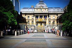 ParisDailyPhoto: Doing justice to the Palais de la justice!