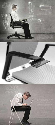 10 High Tech Chairs that You Won t Believe Exist10 High Tech Chairs that You Won t Believe Exist   Sunloungers  . High Tech Desk Chairs. Home Design Ideas