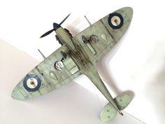 spitfire MKVB airfix 1/48 scale , painting AK interactive  set acrylique RAF , wash panel liner pigment AK interactive ,pencils watercolor,  harness eduad , build juin 2016 modeler wilb pascal