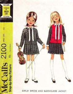 McCall's 2100 by Helen Lee © 1969.