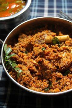 YUMMY TUMMY: Mutton Thoran Recipe / Lamb Thoran Recipe