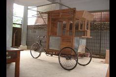 Mobile Tea-stall   Open Architecture Network