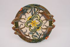 Ardmore Leopard Plate