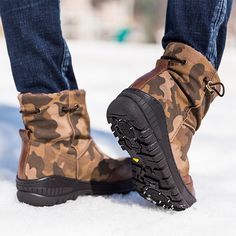 9dde5e927874a0 FANFARE in MIMETIC Cold Weather Boots