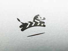 Zebra / Logo Design by simc