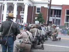 Battle of Blountville video from 150th series shot in 2010 in historic Sullivan County, Blountville TN