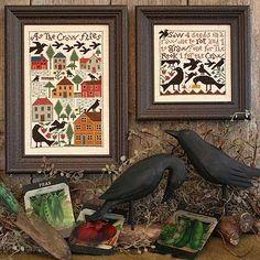 As the Crow Flies - Prairie Schooler
