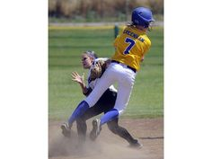 the number one thing i miss about softball: Gettin down and dirty! haha