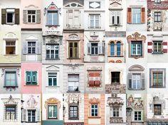 """André Vicente Gonçalves to portugalski fotograf, który dla fotografii porzucił karierę naukowca. Na co dzień André mieszka w Lizbonie. Jego kolejną pasją są podróże. Cykl """"Windows of the World"""" powstał właśnie podczas jednej z nich, na zdjęciach widzimy kolaże stworzone z fotografii z między innymi"""