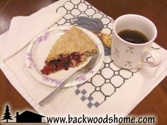 Apple and berry pies by Ilene Duffy.  Everyone knows that the BEST pies are apple and berry combinations. Wow your friends and family by making  this scrumptious recipe!