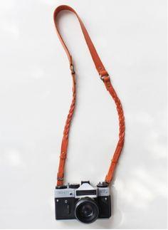 ♡ beautiful camera strap