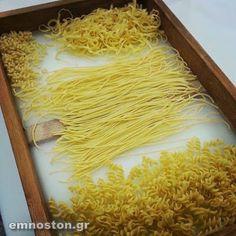 Παραδοσιακά Ζυμαρικά  -  'Εμνοστον: Happy World Pasta Day!