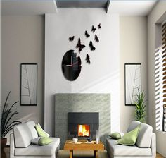 Home Decoration Also With A Living Room Decorative Items Also With A Metal Home Decor Also With A Interior Home Design Ideas Minimalist Home Decoration.for more details visit link Unique Home Decor, Home Decor Items, Diy Home Decor, Modern Decor, Cheap Home Decor Online, Rooms Ideas, Wall Decor Design, Modern Style Homes, Unique Wall Clocks