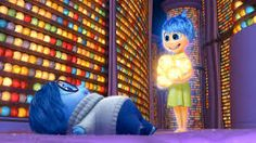 Without Sadness, There Would Be No Joy (A lesson from Pixar's Inside Out) Disney Inside Out, Movie Inside Out, Sadness Inside Out, Joy And Sadness, Disney Pixar, Disney Films, Disney Cartoons, Disney Magic, Disney Art