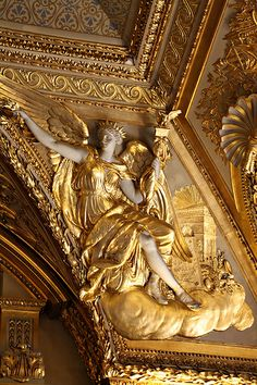 Gold Aesthetic, Aesthetic Colors, Aesthetic Pictures, Apollo Aesthetic, Baroque Architecture, Beautiful Architecture, Photo Wall Collage, Picture Wall, Templer