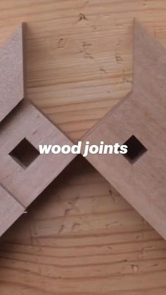 Woodworking Joints, Woodworking Techniques, Woodworking Bench, Woodworking Projects Plans, Diy Wooden Shelves, Wooden Diy, Handyman Projects, Wood Shop Projects, Wood Joints