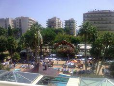Indalo park hotel Santa Susanna Spanje