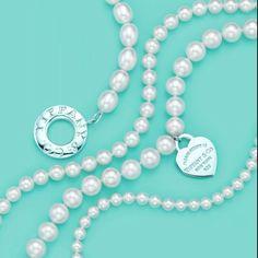 Tiffany & Co pearls