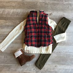 Into The Woods Vest #RunwaySeven #YourWeeklyShoppingHabit #Shop #Fall #Fashion