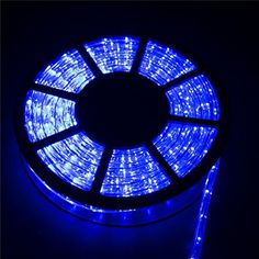 Doitpower 15M 50Ft 540 LEDS Rope Light Home In/Outdoor Christmas Decorative Party Lighting Blue *** Continue to the product at the image link. (This is an affiliate link) #SeasonalDcor